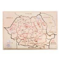 Hai să ȋnvăţăm despre ROMÂNIA! - kit regiuni