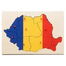 Descoperă tricolorul ROMÂNIEI