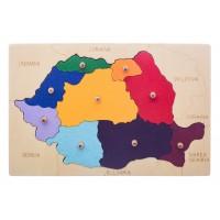 Descoperă regiunile ROMÂNIEI!