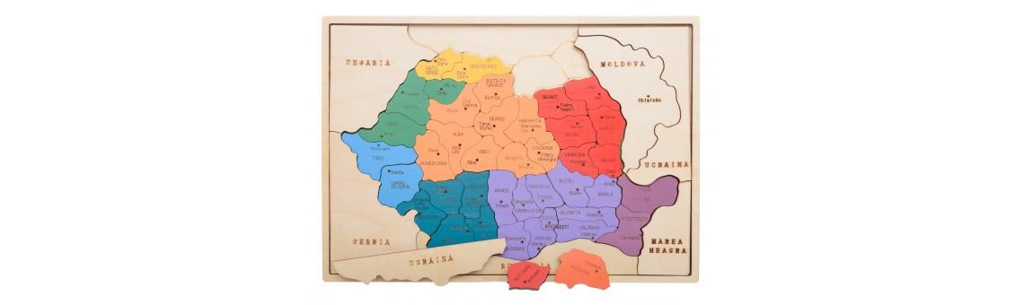Descoperă ROMÂNIA in culori