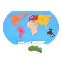 Să ȋnvăţăm continentele